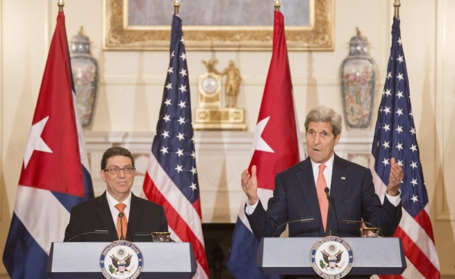 Джон Кери ще посети Куба през август, Обама – засега не