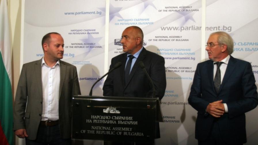Съгласие между ДПС и Реформаторите за съдебната реформа
