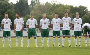Юношите до 19 с поражение от Чехия