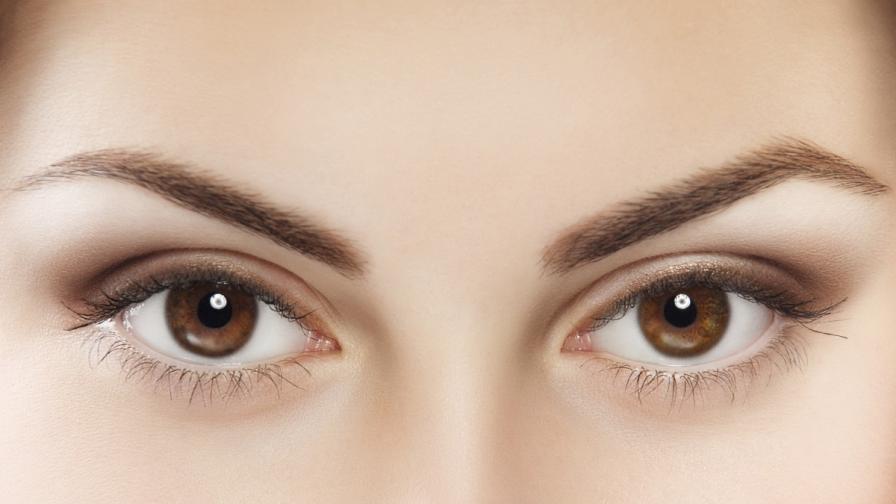Какво говори за вас движението на очите ви