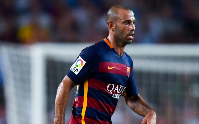 Барселона официално обяви плана за сбогуването с Хавиер Масчерано, който