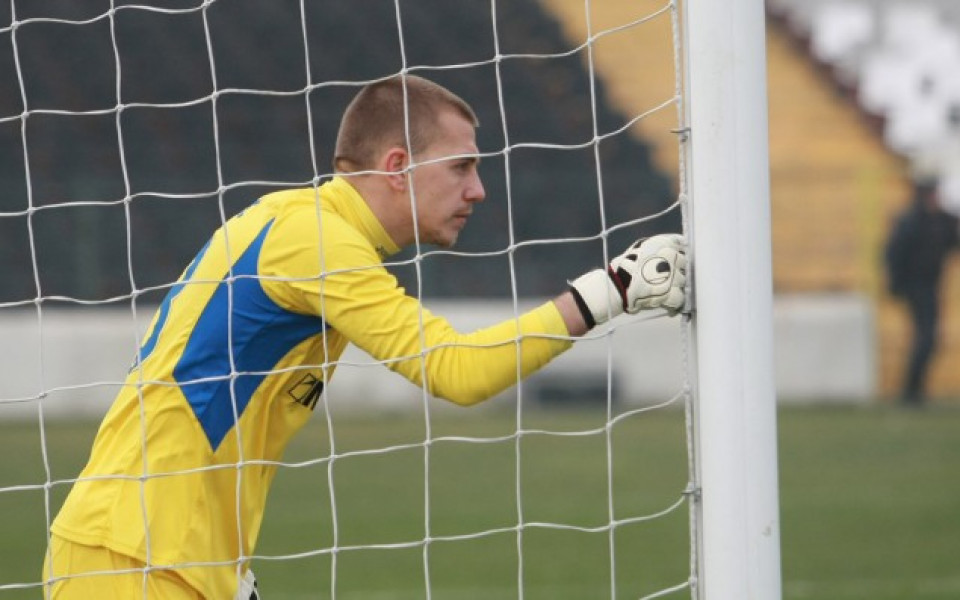 Пламен Илиев и Радо Димитров играха при равенство на Ботушани