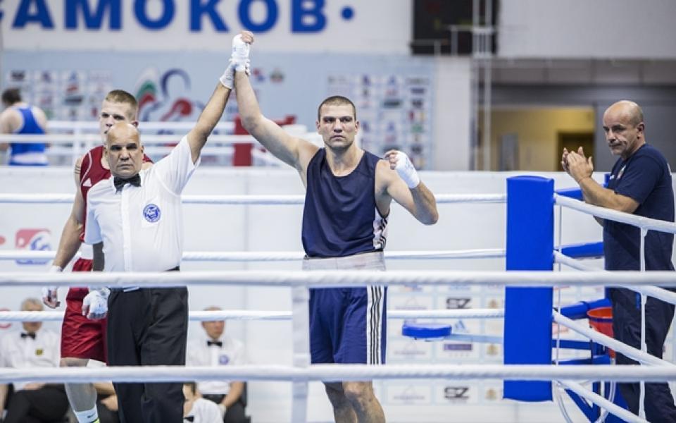 Тервел Пулев донесе нов медал за България на Европейското