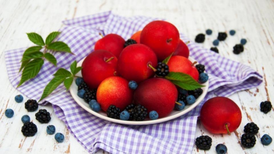Полезните свойства на летните плодове