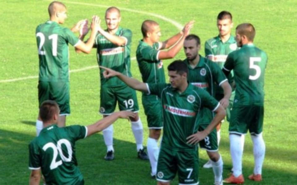 Нефтохимик: Вярваме в успеха срещу ЦСКА