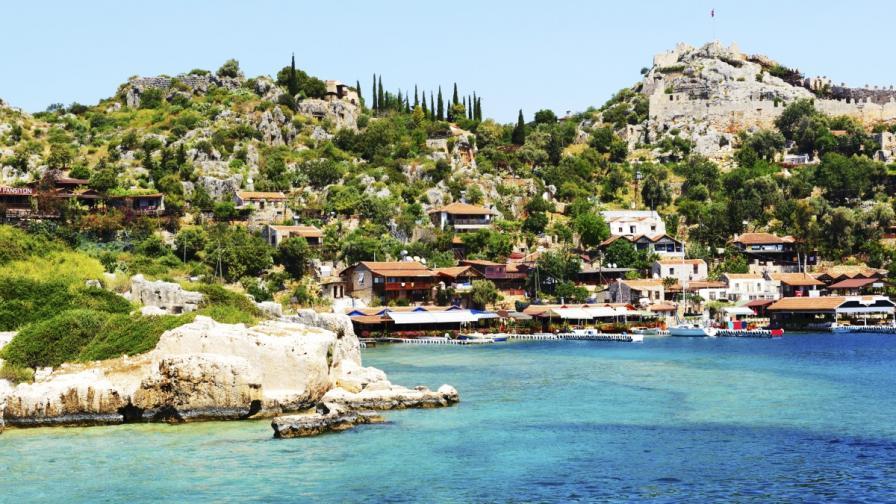 Ердоган спасява туризма