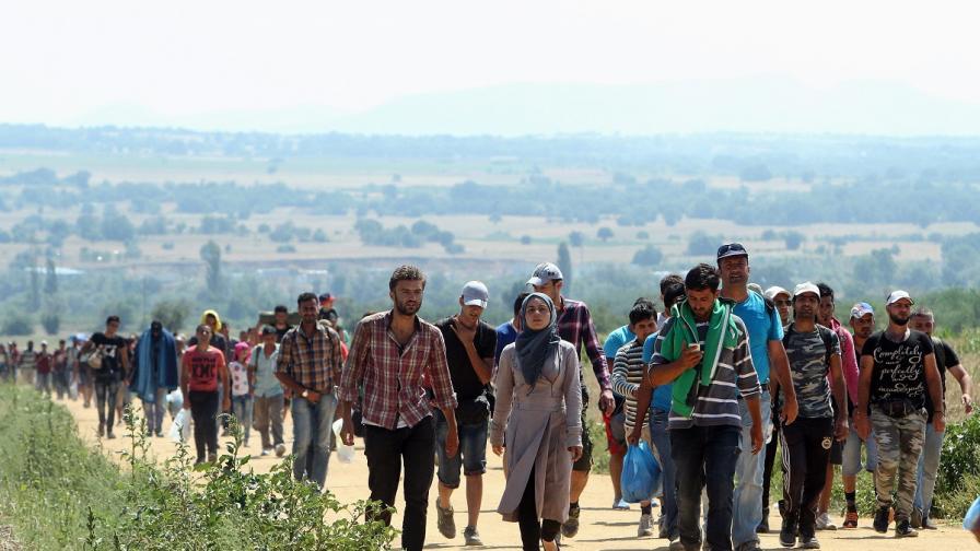 Бежанец от Пакистан почина в Унгария