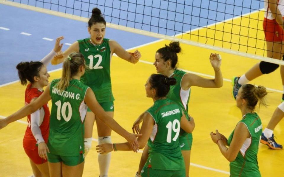 България е на Световното по волейбол за жени до 20 години