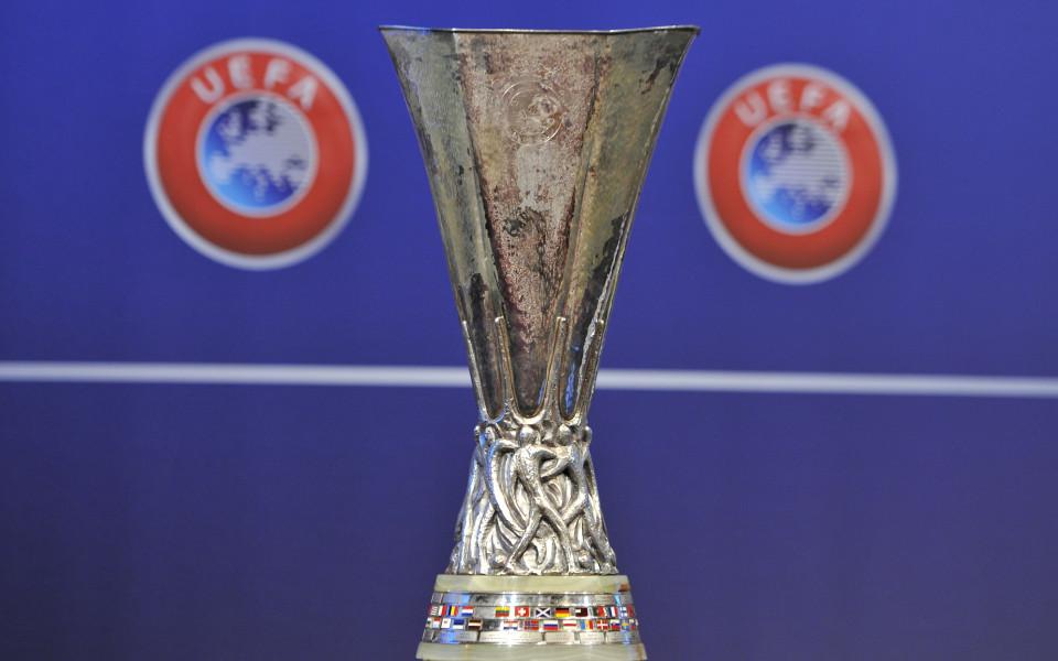Берое срещу Радник в Лига Европа, Славия срещу Заглембе