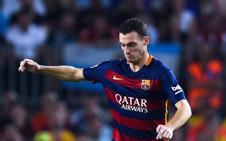 Вермален говори с Валверде, няма да напуска Барселона