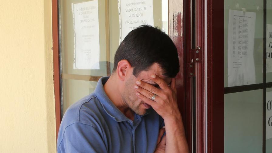 Мъничкият Айлан ще бъде погребан в Сирия