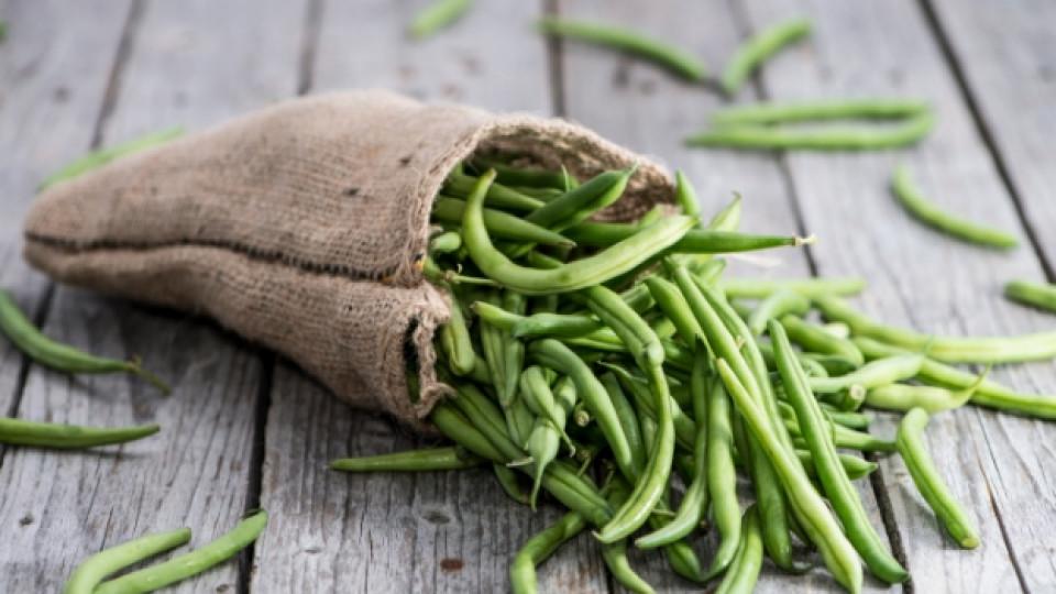 Как да готвим зелен фасул
