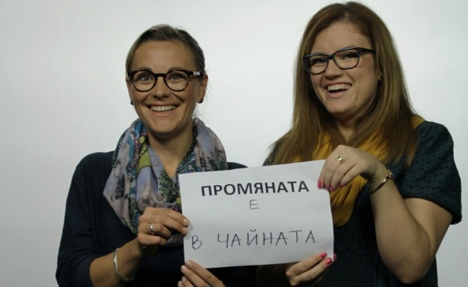 Мая и Стояна са финалисти от Промяната 2014