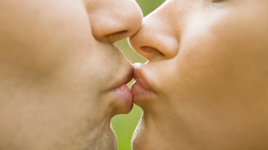 Какво не знаем за целувката? (видео)