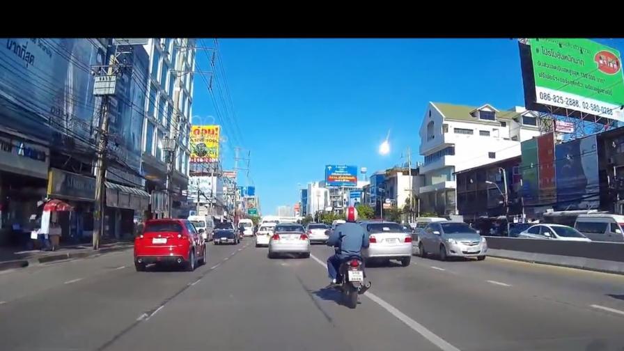 Метеорът от Банкок - най-големият за тази година