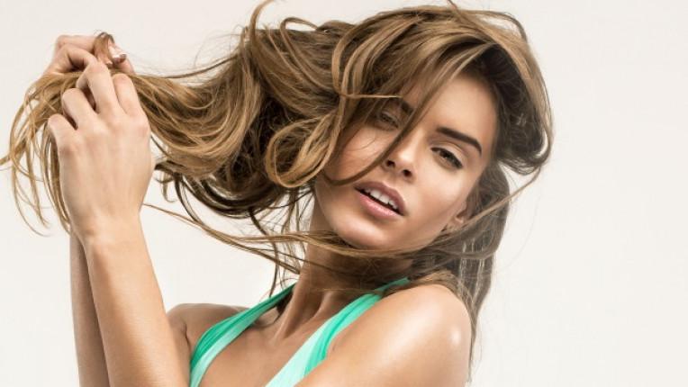 жена коса красота