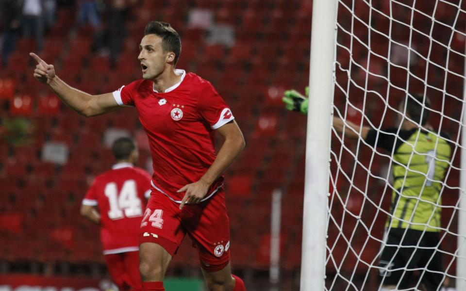 Хазуров донесе поредна победа на ЦСКА