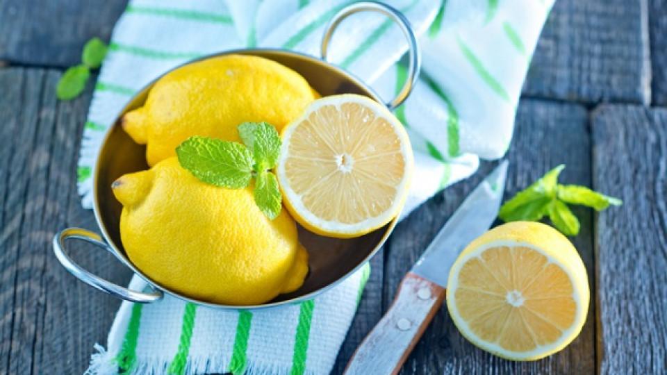 15 сладки рецепти с лимон