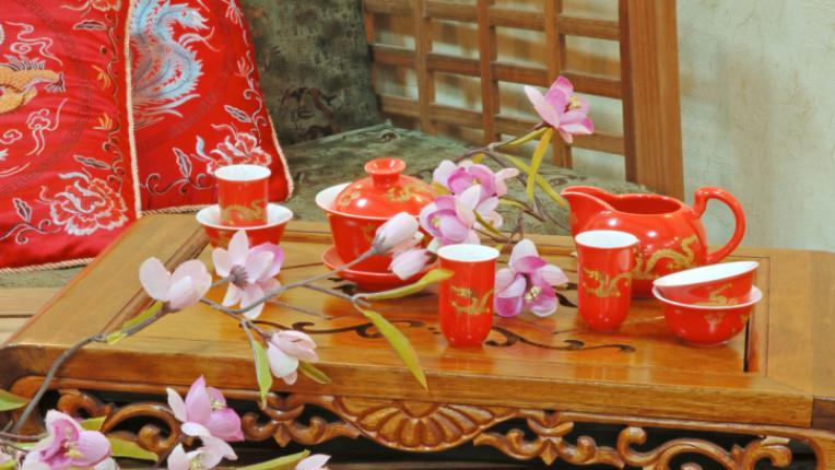 чай чаена церемония