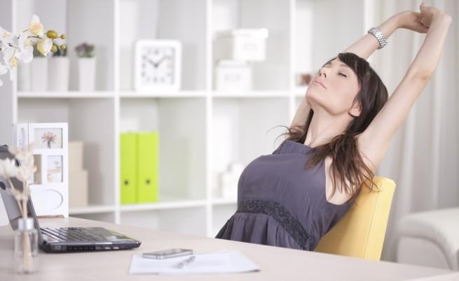 3 лесни начина да тренираме в работна среда