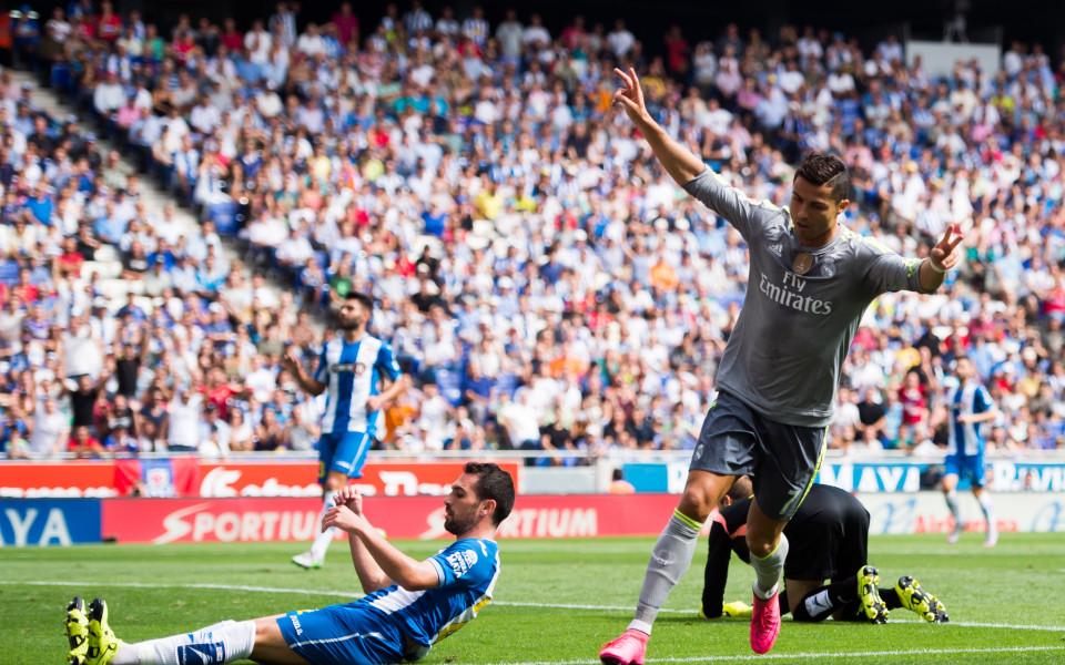 Роналдо стана най-добрият реализатор за Реал в Ла Лига