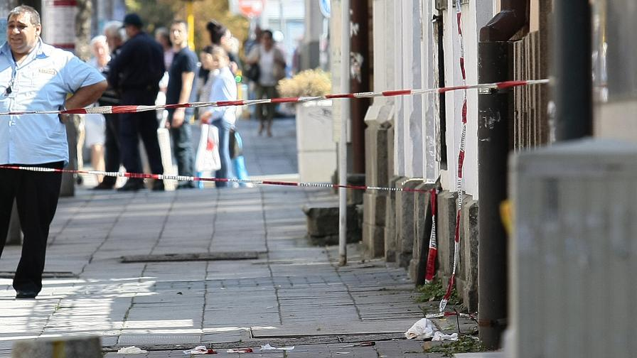 Установени са извършителите на убийството на бежанеца