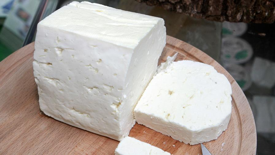 """Ядем """"сирене"""" с ензими, вода и без мляко за под 8 лв."""