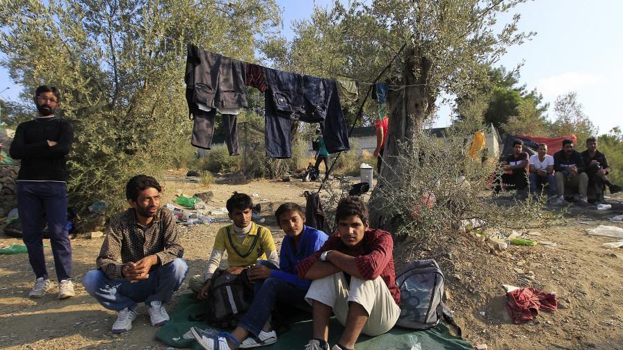 Милиардер иска да купи два острова в Гърция за бежанци