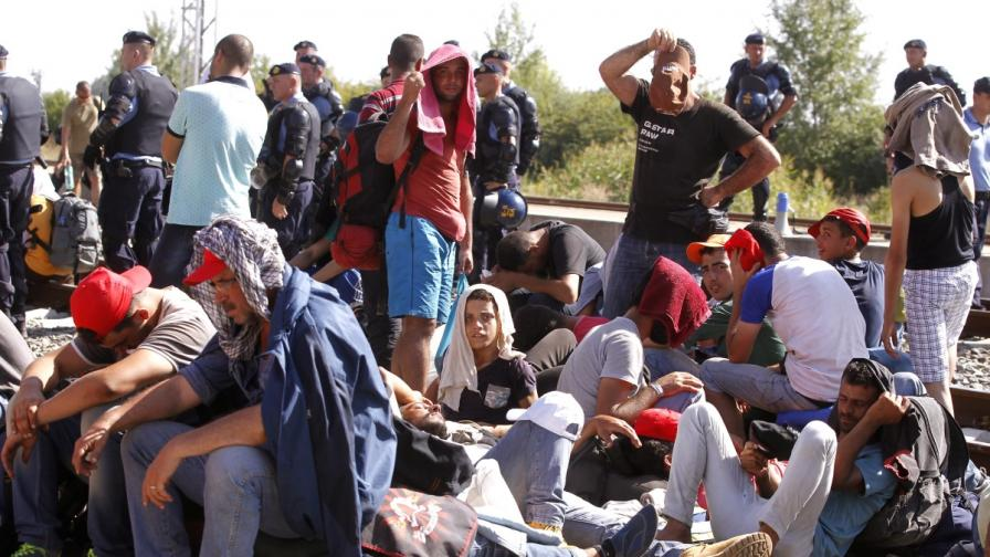 Германски кмет иска сирийци вместо българи