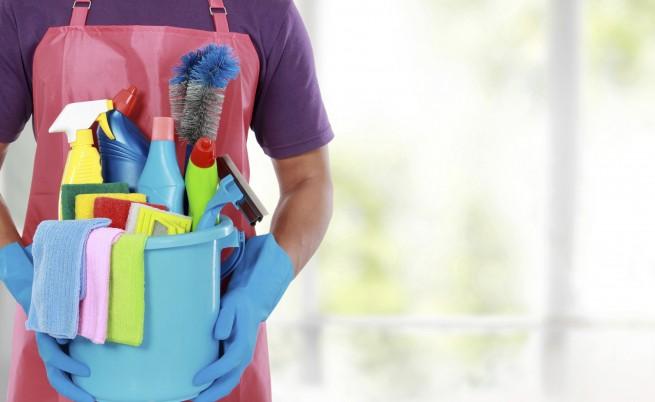 8 съвета за почистване за мързеливци
