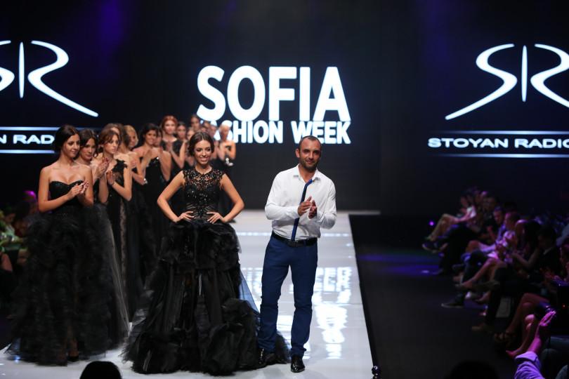 Ревю на Стоян Радичев в рамките на Софийската седмица на модата