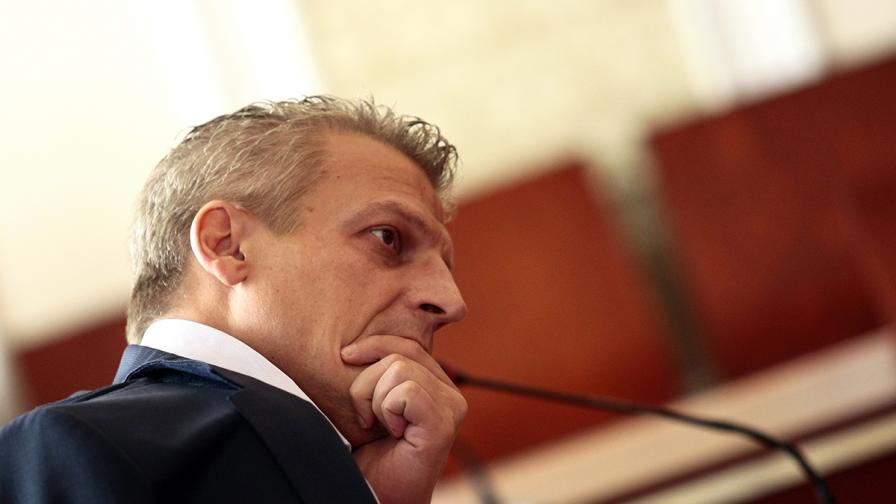 Москов проговори за Фонда за лечение на деца