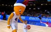 ВИДЕО: Талисманът на Евробаскет във вихъра на танца