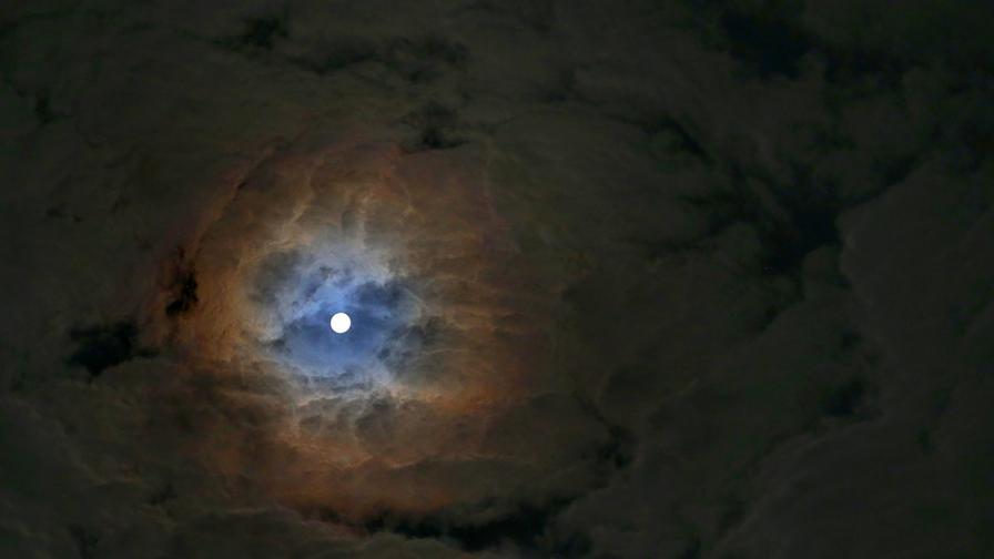 Чакаме пълно лунно затъмнение и суперлуние