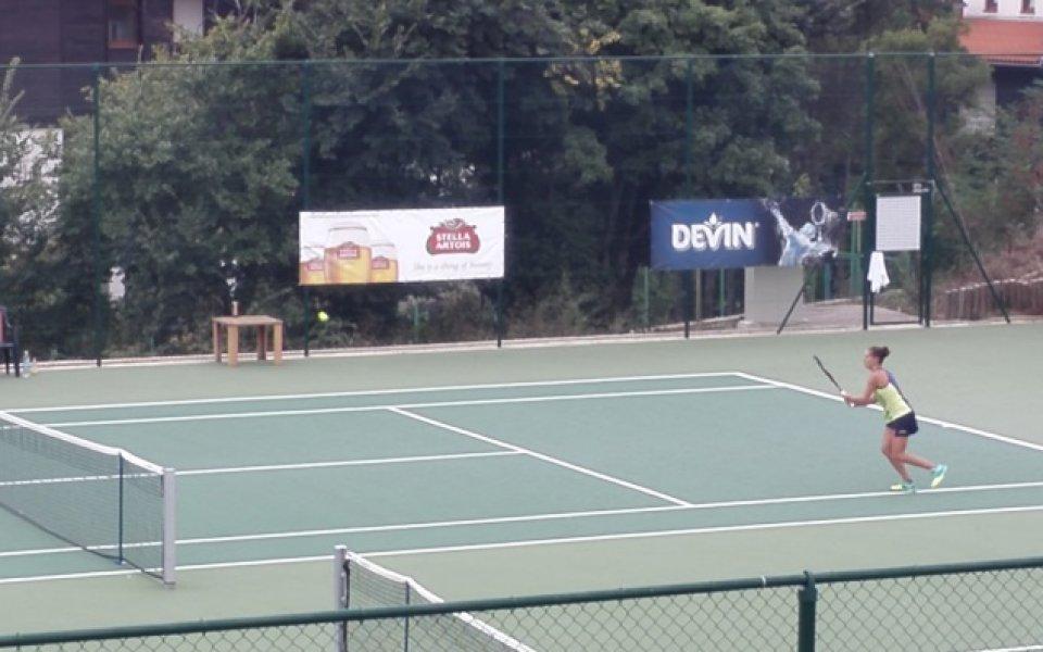 Габриела Михайлова се класира за финала в турнира по тенис