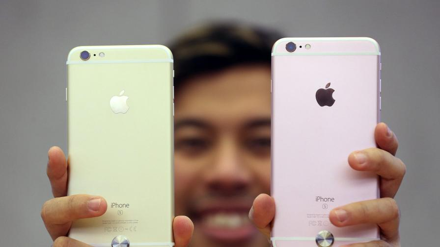 iPhone 6s и 6s Plus идват в България от 9 октомври