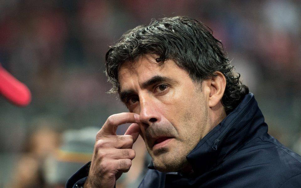 Зоран Мамич, бившият треньор на Динамо Загреб, получил призовката от