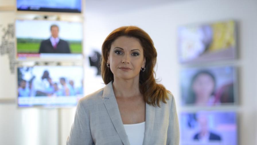 Ани Салич, посланик на Промяната