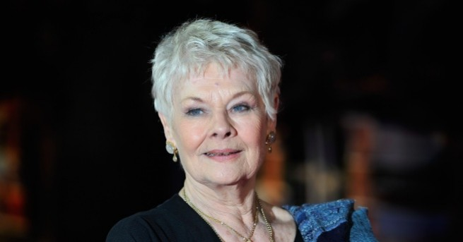 Днес талантливата Джуди Денч навършва 85години! Джуди Денч е родена