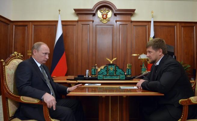 Чеченският лидер Кадиров към Путин: Дай ми да се бия срещу ИД в Сирия