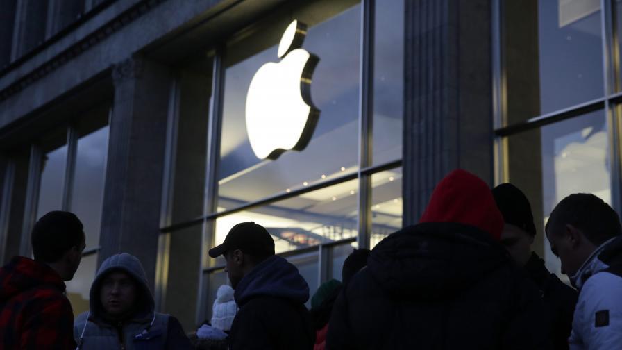 Apple разработва ново поколение MicroLED екрани