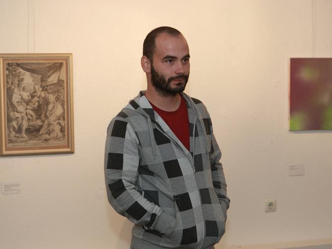 изложба картини без лак