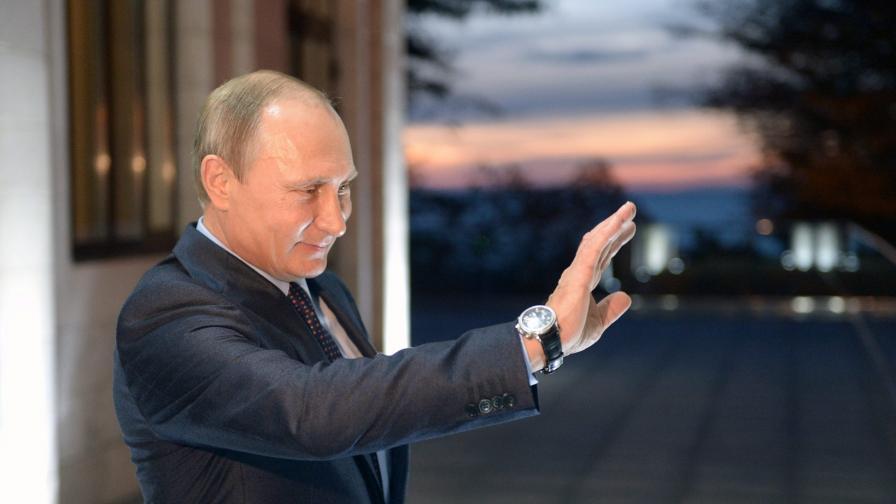 Защо Сирия е толкова важна за Путин?