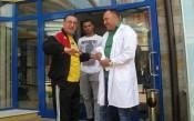 Доктор Бочев за лиценза FIFA Medical Centres of Excellence: Няма да посрамим България