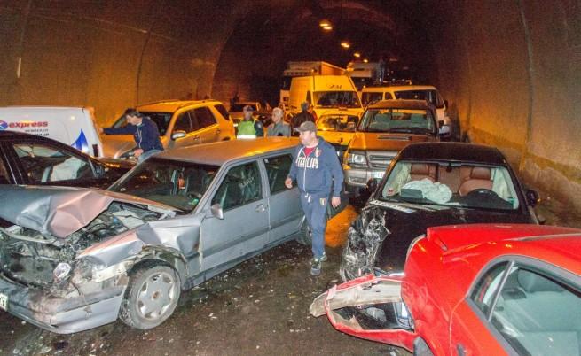 """Разпитват десетки свидетели за трагедията в тунел """"Витиня"""""""