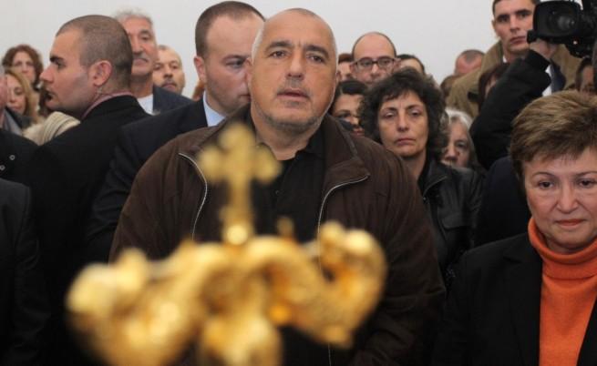 Борисов за Сидеров: Не мога да толерирам това поведение