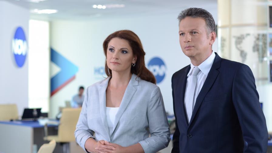 Ани Салич и Николай Дойнов