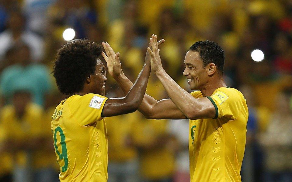 Бразилия с първа победа в квалификациите, нова издънка за Аржентина
