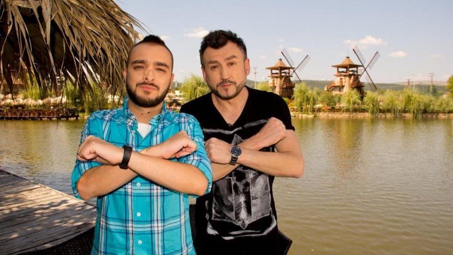 Заки и Любо заемат места до Маги и Криско в X Factor