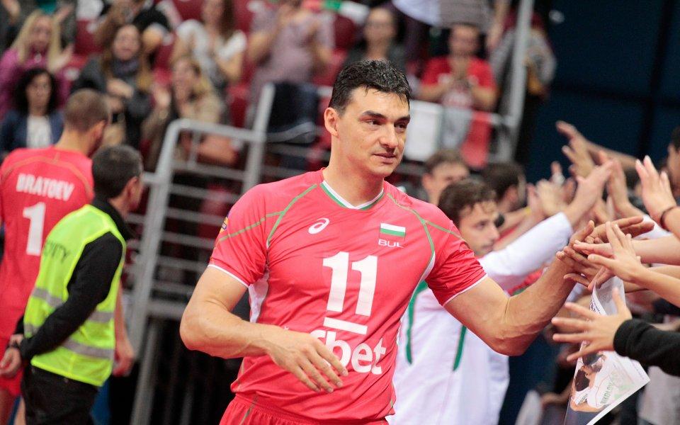 Лион с Николов и Иванов с лесна победа срещу финландци